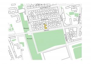Karte Gleimstraße 56